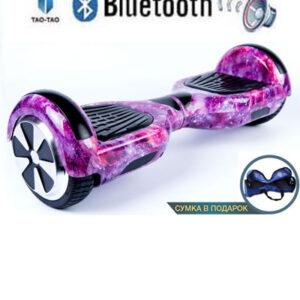 Гироскутер Smart Balance 6,5 Фиолетовый Космос