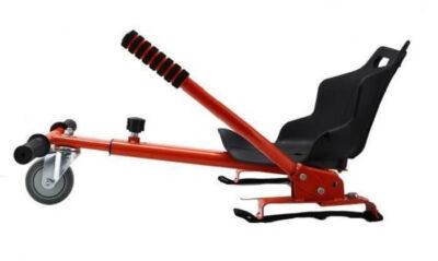 Тележка для гироскутера Ховеркарт красный