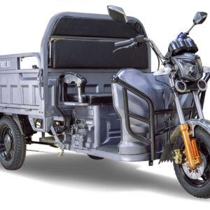Грузовой электротрицикл Rutrike Дукат 1500 60V1000W Серый-2054