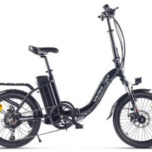 Велогибрид VOLTECO FLEX UP! Черный-2200