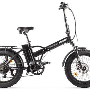 Велогибрид VOLTECO CYBER Черный-2168
