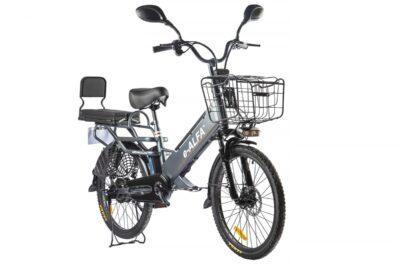 Велогибрид GREEN CITY e-ALFA GL купить во Владимире