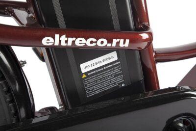 Велогибрид GREEN CITY e-ALFA LUX купить во Владимире